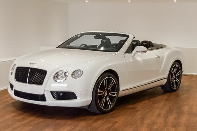Discounted Used Bentley Continental GTC V8, Southport, 2014 Bentley Continental GTC V8 Convertible
