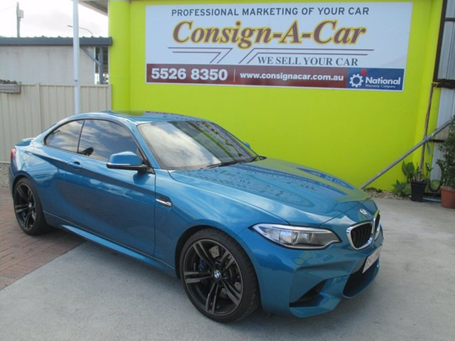 Used BMW M2 D-CT, Bundall, 2016 BMW M2 D-CT F87 Coupe
