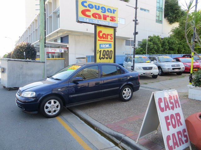 Used Holden Astra CD, Southport, 2000 Holden Astra CD Sedan