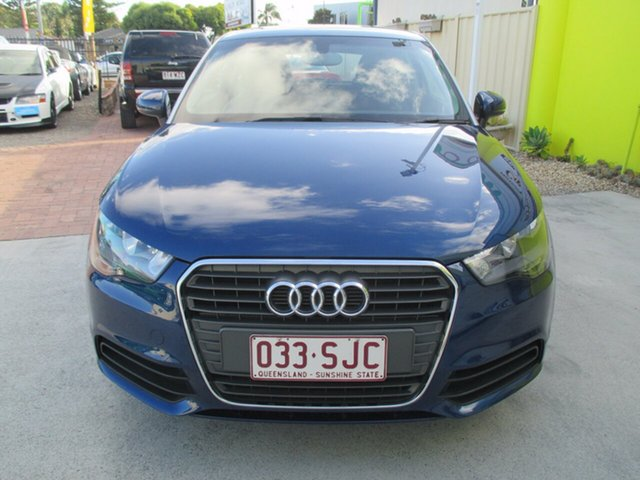 Used Audi A1 Attraction S tronic, Bundall, 2011 Audi A1 Attraction S tronic 8X MY12 Hatchback