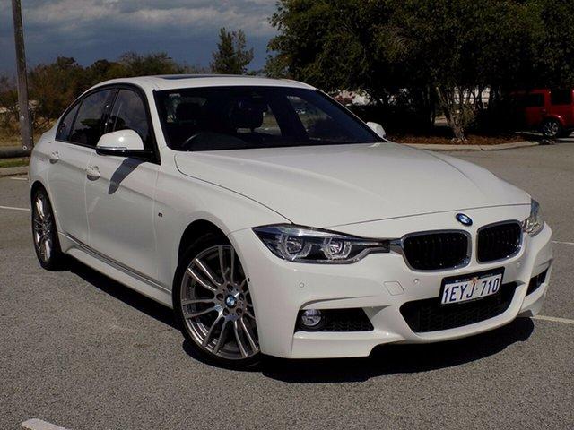 Used BMW 320i M Sport, Maddington, 2015 BMW 320i M Sport Sedan