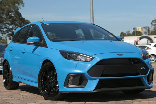 Discounted New Ford Focus RS AWD, Warwick Farm, 2017 Ford Focus RS AWD Hatchback