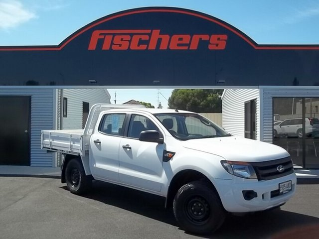Used Ford Ranger XL Double Cab, Murray Bridge, 2013 Ford Ranger XL Double Cab Cab Chassis