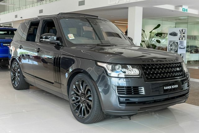 New Land Rover Range Rover TDV6 Vogue, Southport, 2017 Land Rover Range Rover TDV6 Vogue Wagon