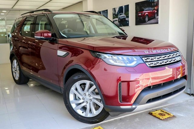 New Land Rover Discovery TD6 HSE, Brookvale, 2017 Land Rover Discovery TD6 HSE Wagon