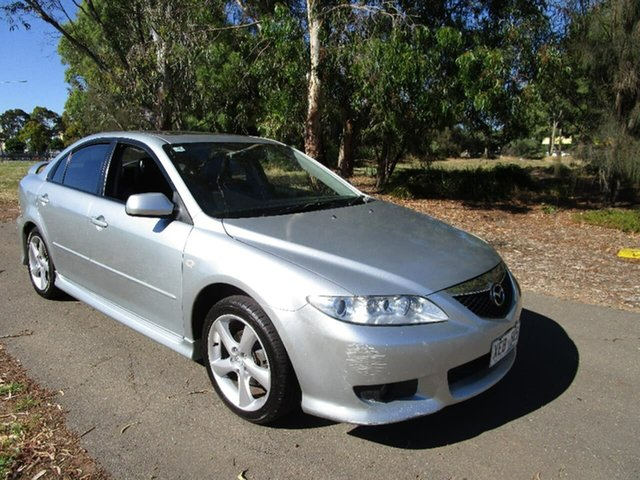 Used Mazda 6 Luxury, Mile End, 2004 Mazda 6 Luxury Hatchback