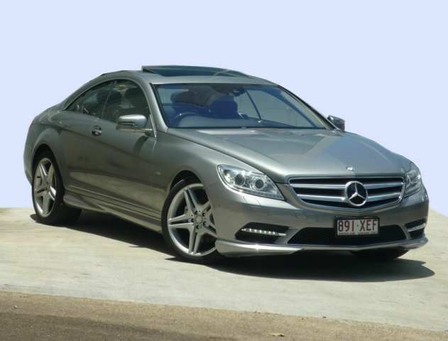 Used Mercedes-Benz CL500, Moorooka, 2011 Mercedes-Benz CL500 Coupe