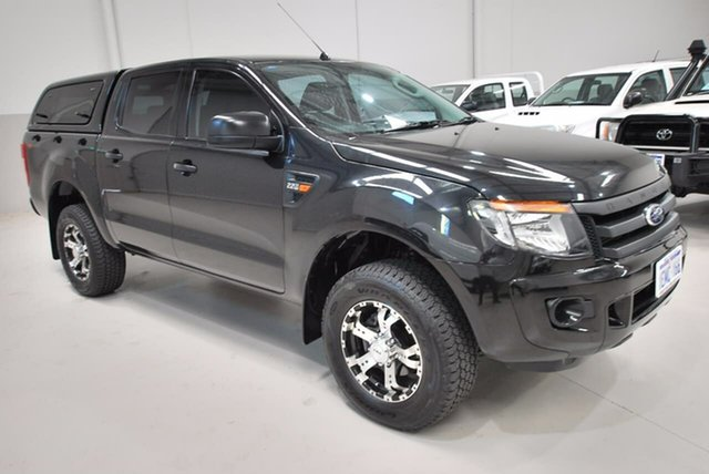 Used Ford Ranger XL Double Cab 4x2 Hi-Rider, Kenwick, 2014 Ford Ranger XL Double Cab 4x2 Hi-Rider Utility