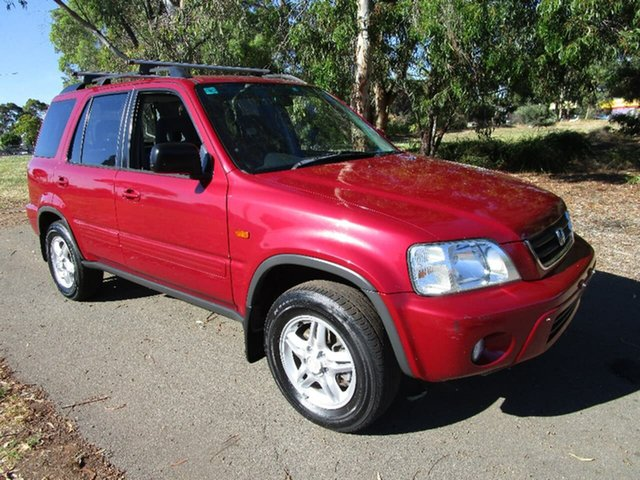 Used Honda CR-V Sport 4WD, Mile End, 2001 Honda CR-V Sport 4WD Wagon