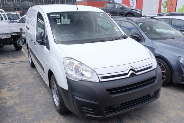 New Citroen Berlingo L2 ETG BlueHDi, Bowen Hills, 2017 Citroen Berlingo L2 ETG BlueHDi Van