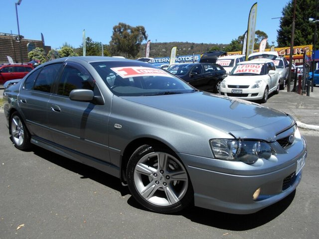 Used Ford Falcon XR6, Upper Ferntree Gully, 2005 Ford Falcon XR6 Sedan