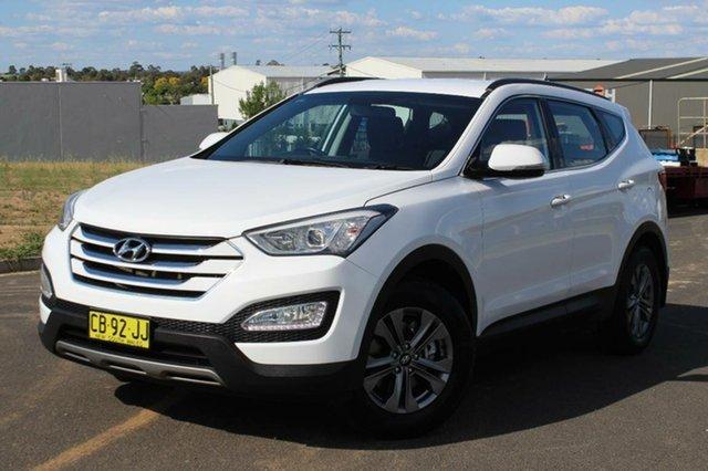 Used Hyundai Santa Fe Active (4x4), Bathurst, 2014 Hyundai Santa Fe Active (4x4) Wagon