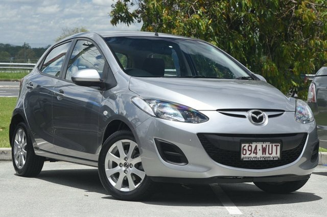 Used Mazda 2, Moorooka, Brisbane, 2014 Mazda 2 Hatchback