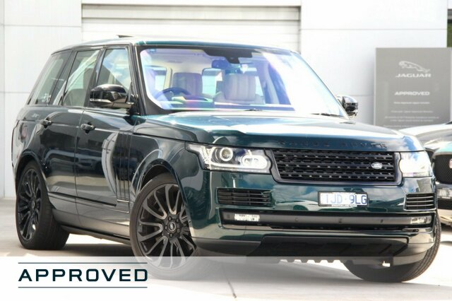 Discounted Used Land Rover Range Rover V8SC Autobiography, Gardenvale, 2017 Land Rover Range Rover V8SC Autobiography Wagon