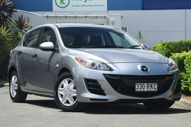 Used Mazda 3 Neo Activematic, Bowen Hills, 2011 Mazda 3 Neo Activematic Hatchback