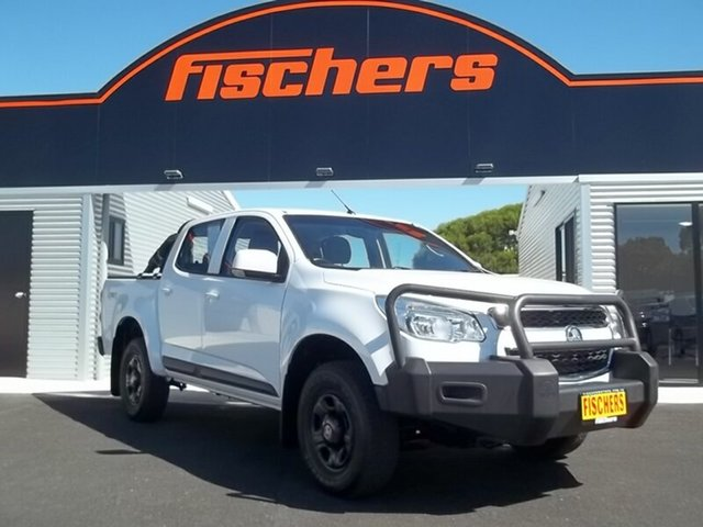Used Holden Colorado LS Crew Cab, Murray Bridge, 2014 Holden Colorado LS Crew Cab Utility