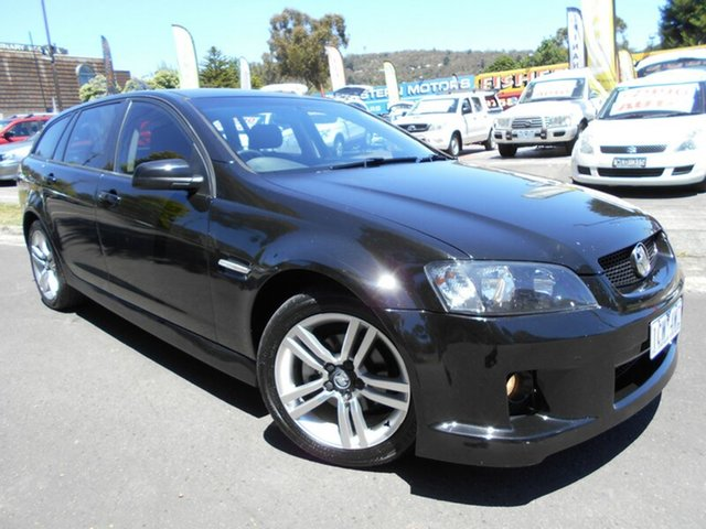 Used Holden Commodore SV6, Upper Ferntree Gully, 2008 Holden Commodore SV6 Sportswagon