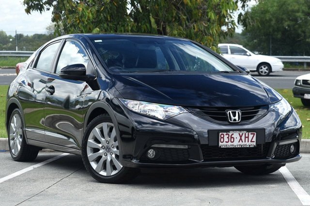 Used Honda Civic VTi-L, Moorooka, Brisbane, 2012 Honda Civic VTi-L Hatchback