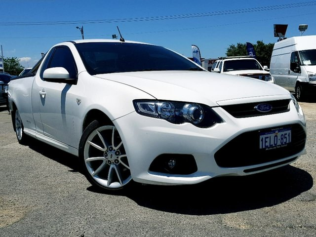 Used Ford Falcon XR6 Ute Super Cab, Morley, 2014 Ford Falcon XR6 Ute Super Cab Utility