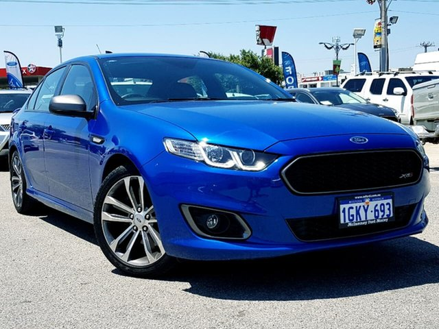 Used Ford Falcon XR6 Turbo, Morley, 2016 Ford Falcon XR6 Turbo Sedan