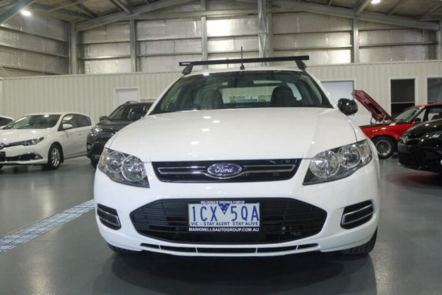 Used Ford Falcon, 2014 Ford Falcon FG MkII Utility