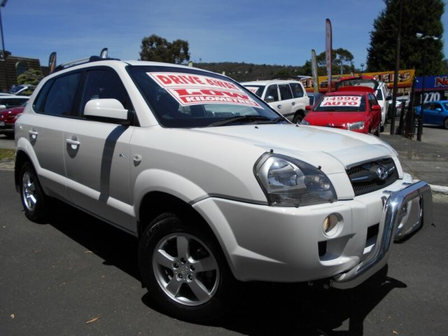 Used Hyundai Tucson City SX, Upper Ferntree Gully, 2007 Hyundai Tucson City SX Wagon