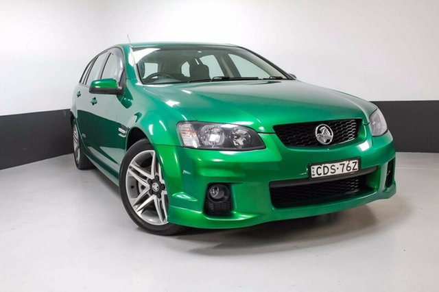 Used Holden Commodore SS Sportwagon, Rutherford, 2011 Holden Commodore SS Sportwagon Wagon