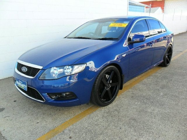 Used Ford Falcon G6, Redcliffe, 2008 Ford Falcon G6 Sedan