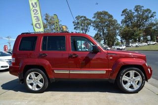 2012 Jeep Cherokee JET Wagon.