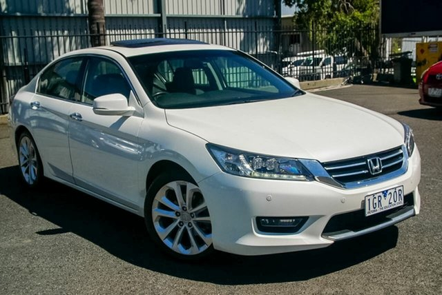 Used Honda Accord VTi-L, Oakleigh, 2016 Honda Accord VTi-L 60 Sedan