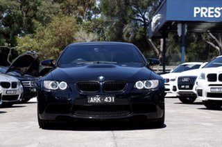2008 BMW M3 Coupe.