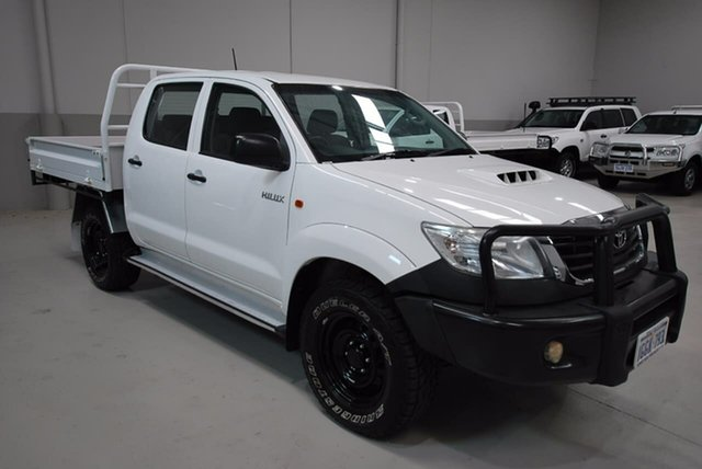Used Toyota Hilux SR Double Cab, Kenwick, 2013 Toyota Hilux SR Double Cab Utility