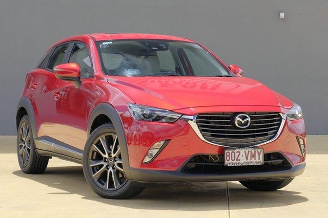 Used Mazda CX-3 Akari SKYACTIV-Drive AWD, Moorooka, Brisbane, 2015 Mazda CX-3 Akari SKYACTIV-Drive AWD Wagon