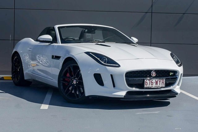 Demonstrator, Demo, Near New Jaguar F-TYPE R Quickshift RWD, Southport, 2015 Jaguar F-TYPE R Quickshift RWD Coupe
