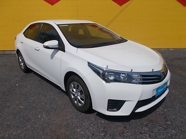 Discounted Used Toyota Corolla Ascent S-CVT, Winnellie, 2014 Toyota Corolla Ascent S-CVT Sedan