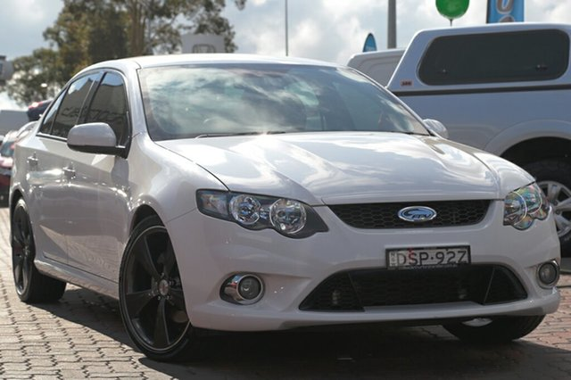 Used Ford Performance Vehicles GS Boss 315, Narellan, 2011 Ford Performance Vehicles GS Boss 315 Sedan