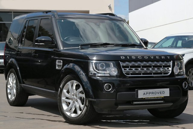 Used Land Rover Discovery SDV6 HSE, Narellan, 2014 Land Rover Discovery SDV6 HSE SUV