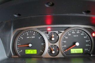 2003 Ford Falcon XT Sedan.