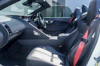 2015 Jaguar F-TYPE R Quickshift RWD Coupe.