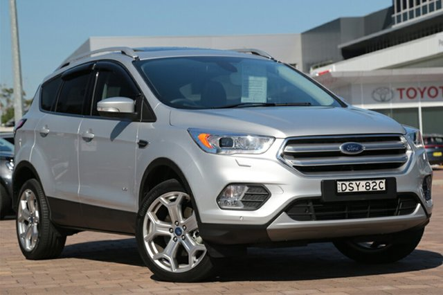 Discounted Used Ford Escape Titanium AWD, Warwick Farm, 2017 Ford Escape Titanium AWD SUV