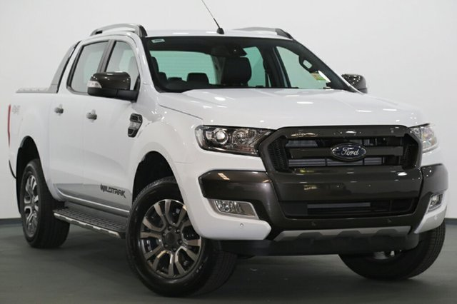 Discounted Demonstrator, Demo, Near New Ford Ranger Wildtrak Double Cab, Narellan, 2017 Ford Ranger Wildtrak Double Cab Utility