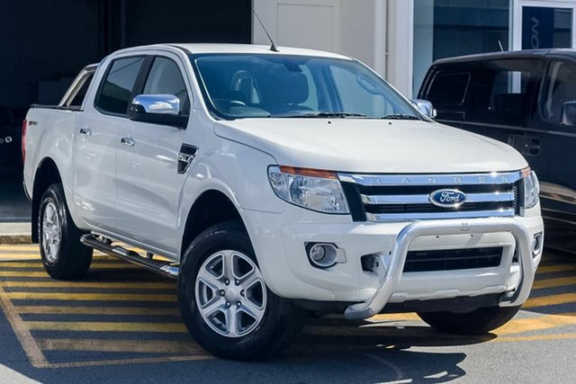 Used Ford Ranger XLT Double Cab 4x2 Hi-Rider, Southport, 2012 Ford Ranger XLT Double Cab 4x2 Hi-Rider Utility