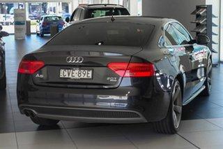 2014 Audi A5 S tronic quattro Coupe.