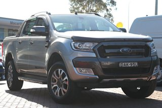 2015 Ford Ranger Wildtrak Double Cab Utility.