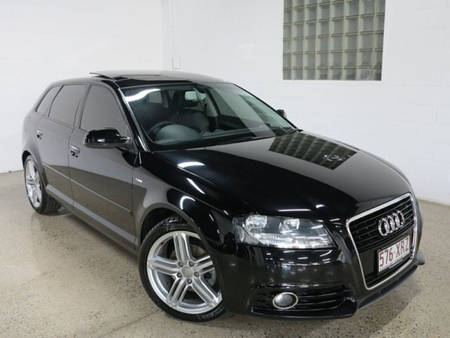 Used Audi A3 Ambition Sportback S tronic, Albion, 2012 Audi A3 Ambition Sportback S tronic Hatchback