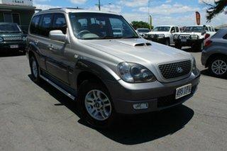2005 Hyundai Terracan Wagon.