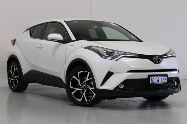 Used Toyota C-HR Koba (awd), Bentley, 2017 Toyota C-HR Koba (awd) Wagon