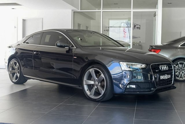 Used Audi A5 S tronic quattro, Southport, 2014 Audi A5 S tronic quattro Coupe