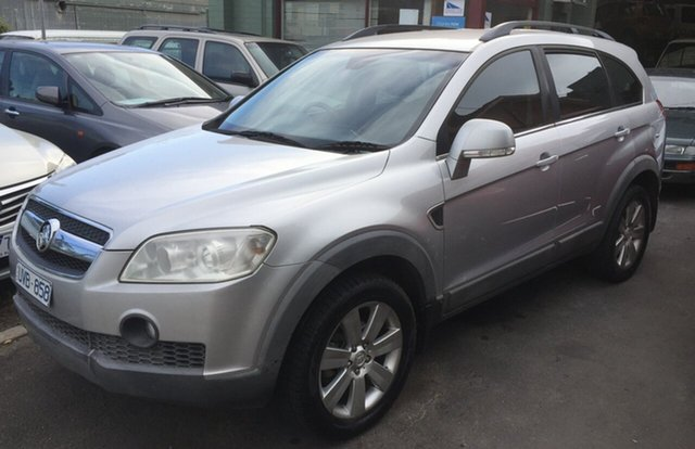 Used Holden Captiva Petrol, Glen Waverley, 2007 Holden Captiva Petrol Wagon
