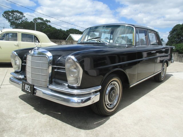 Used Mercedes-Benz 220S 220S, Capalaba, 1965 Mercedes-Benz 220S 220S Sedan
